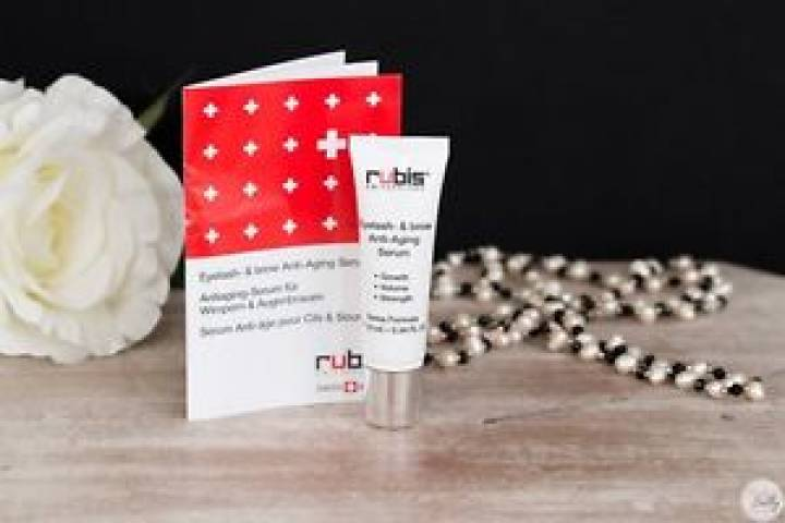 Rubis eyelash and brow anti aging serum