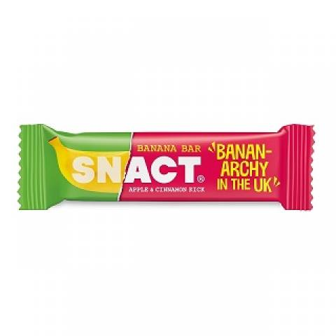 Snact Banana Bar