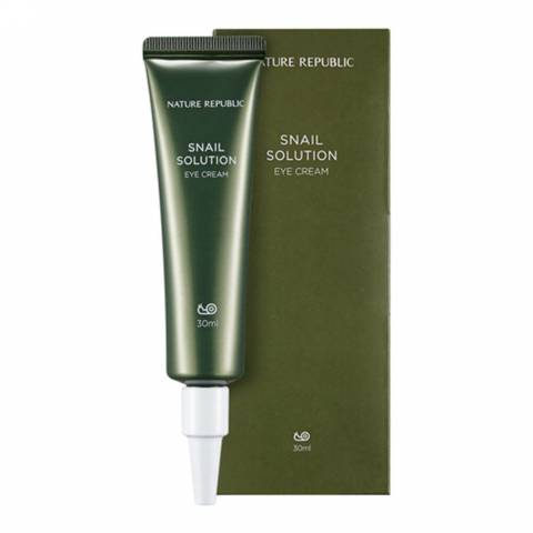 Women sport products - Nature Republic Snail Solution Eye Cream