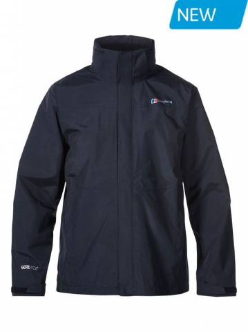 Berghaus Mens Hillwalker Shell Jacket - Gore Tex 100% Waterproof