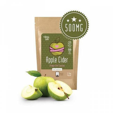 THE SKINNY CAFFE APPLE CIDER VINEGAR TABLETS