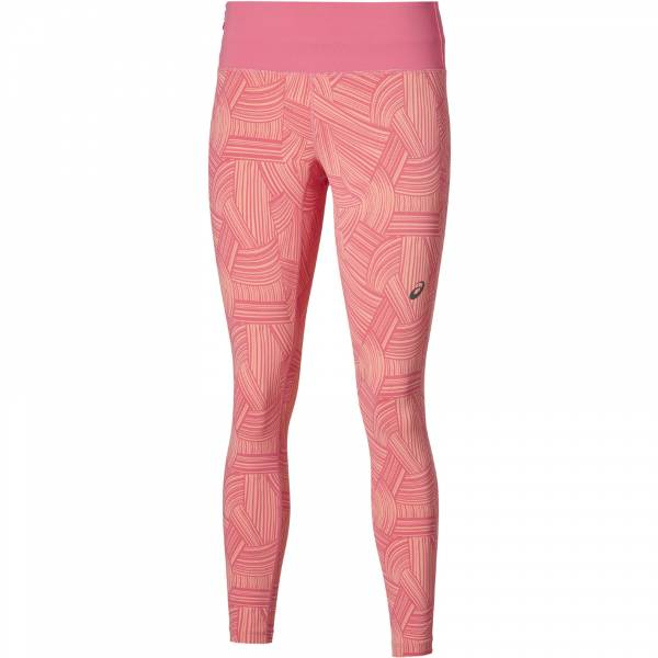 Asics Graphic Tights and Asics Lite-Show Winter Jacket Women 2016