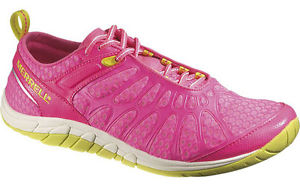 Merrell Crush Glove Pink ladies trainer
