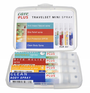 Care Plus Travel, Health Care Products