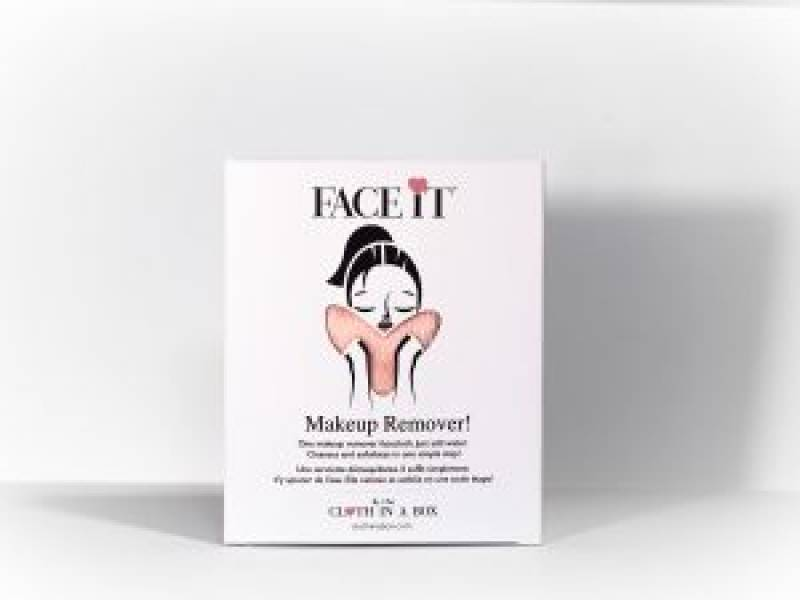 Face it Cloth in a box