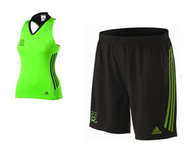 Adidas Official Running Kit-Womens Souvenir Range 2011