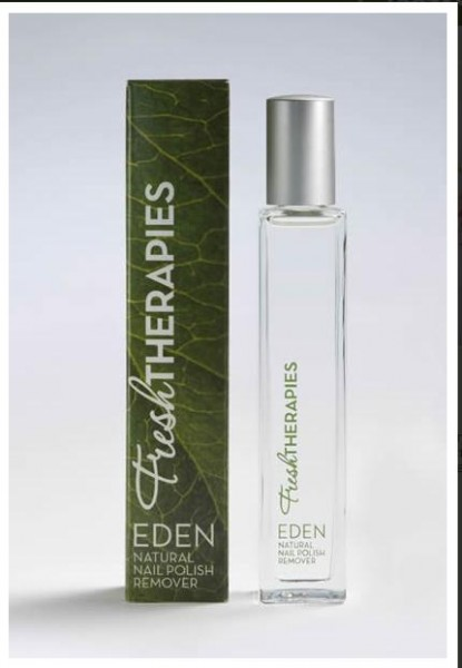 Eden Natural Nail Polish Remover
