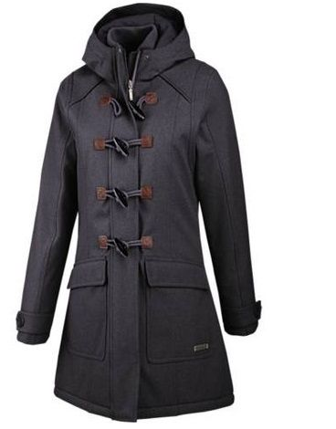 Merrell Women's Haven Duffle Coat and the Insulated Ellenwood