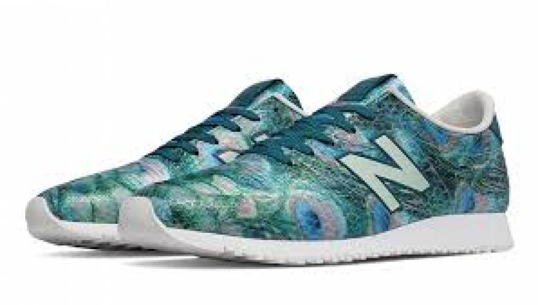 New Balance 420, Feather Graphic