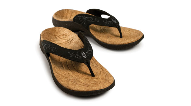 Sole Casual Flips-Flip Flops for Fit Feet