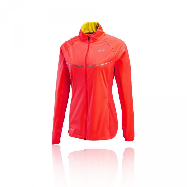 Ladies Saucony Nomad Running jacket