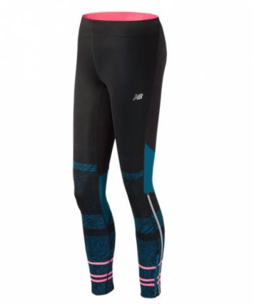 Printed Impact Premium Tight