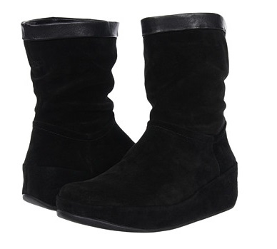 Crush Fit Flop Boots