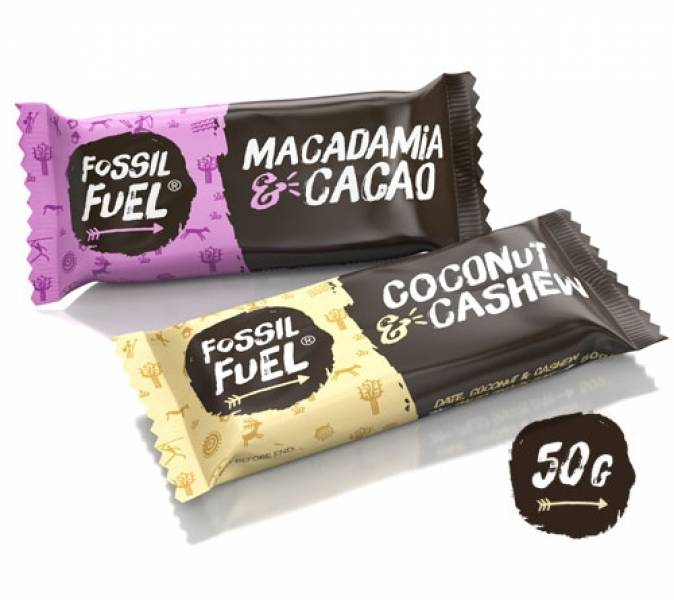 Fossil Fuel Nutrition Bars