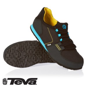 Teva Mush Frio Lace Canvas Shoes