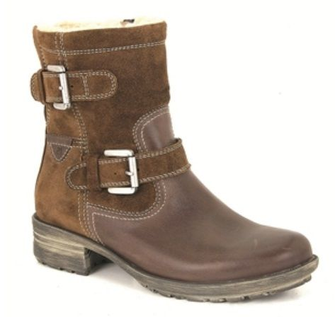 Josef Seibel and Gerry Weber Boots