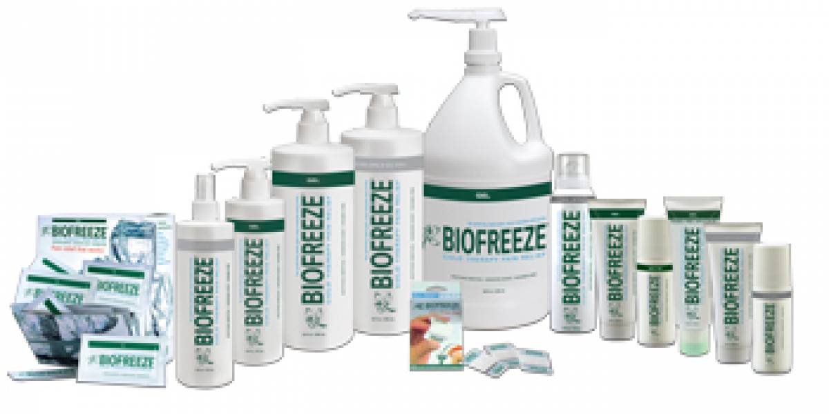 Biofreeze Pain Relieving Gel