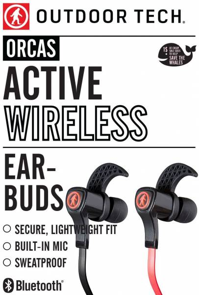Outdoor Tech Orcas Wireless Headphone