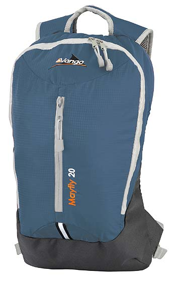New for 2011 The Mayfly Rucksack from Vango